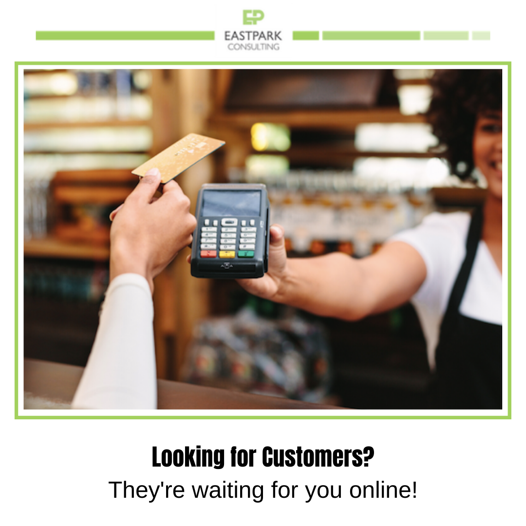 2 Looking for Customers - Looking for Customers? They're Waiting For You Online